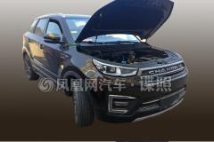 长安CS55混动版谍照 增手动挡车型/明年初上市