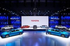 揭秘最新丰田全球首发车型