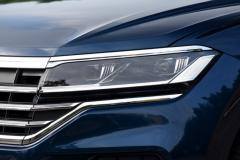大众途锐,大众品牌定位最高端SUV,这三个小缺点你们了解吗