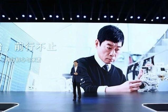 WEY品牌两周年:中国高端品牌先行者