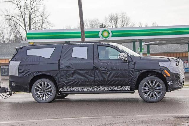 又一美式中大型SUV即将亮相,气场堪比奥迪Q7,国产稳了?