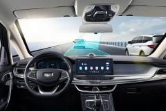 吉利嘉际配置曝光 支持L2级智能驾驶