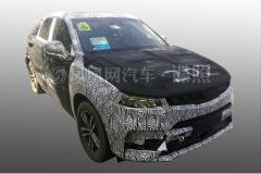 吉利博越GT混动版谍照曝光 预计明年底上市