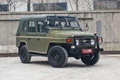 北京BJ 212 1.5T车型上市 先期推国五版本
