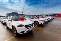 奇瑞与中国人保交车仪式,为奇瑞战略转型2.0做了一次总结