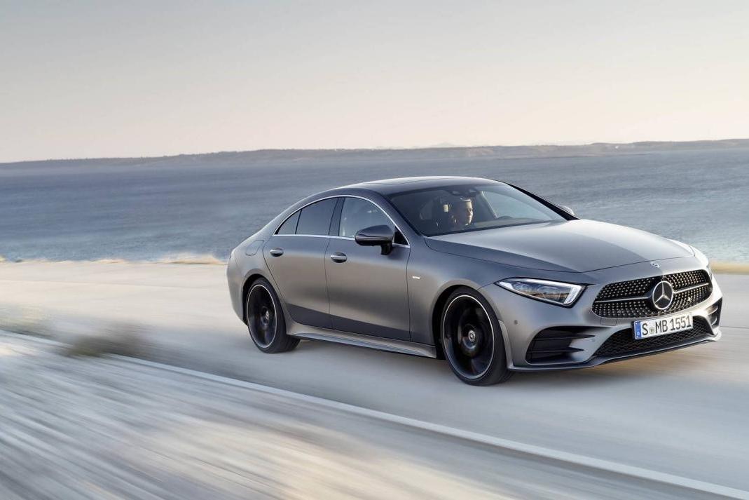 宝马6系近凋零,奔驰CLS设计惹争议,四门豪华轿跑是否真有未来?