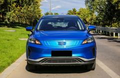 十万级电动SUV首选!迷信造车新势力不如帝豪GSe