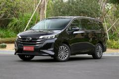 广汽传祺GM6上市售10.98-15.98万元 全能家用MPV