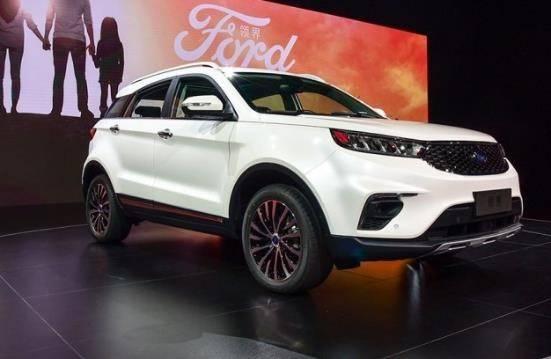 H6要慌了!福特全新紧凑型SUV,48V轻混+自动泊车,12万元起售!