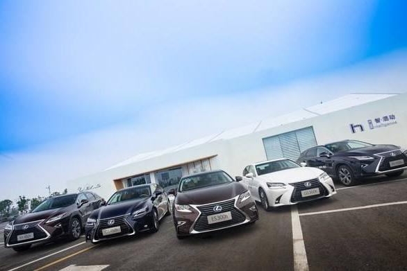 雷克萨斯全年销16万台,刚好完成年目标,混动车型成重要增长点
