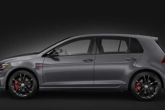 事实证明,好的车型只需要打出名字就能吸引你:高尔夫GTI