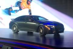 全新奔驰AMG GT正式开启预售 价格100万-230万元