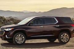 车长5米2动力300马力 雪佛兰全新大七座SUV探际者今年搅局!