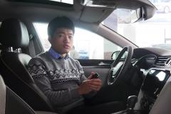2019款大众CC—自动驻车功能怎么用?