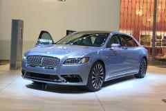 2019北美车展:林肯大陆80周年纪念版亮相
