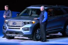 2019北美车展:全新福特探险者全球首发
