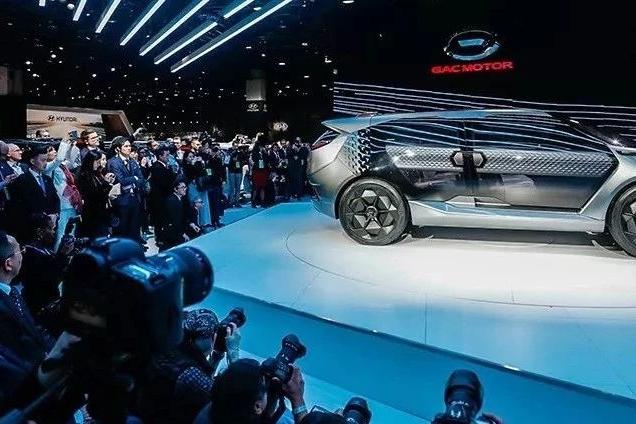 """北美车展响起""""中国质造好声音"""", 广汽传祺讲述中国汽车品牌故事"""