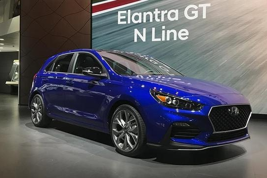 2019北美车展紧凑型运动轿车,如果前两款进入中国还买思域么?