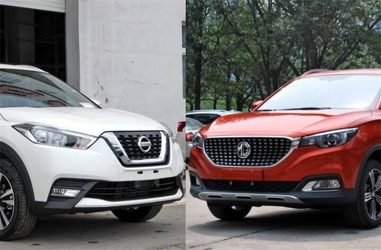 90后的第一辆SUV选合资还是国产?名爵ZS和日产劲客谁更合适?