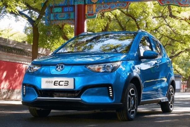 2018年国人最喜欢的十大新能源车,比亚迪独占5席,夺冠的是TA?