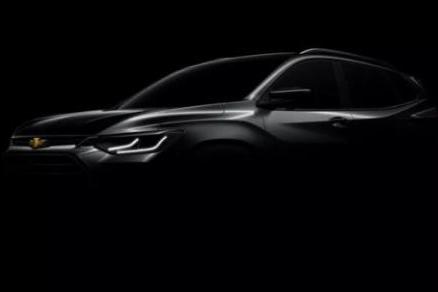 全新雪佛兰Tracker申报图曝光,要和本田XR-V竞争了