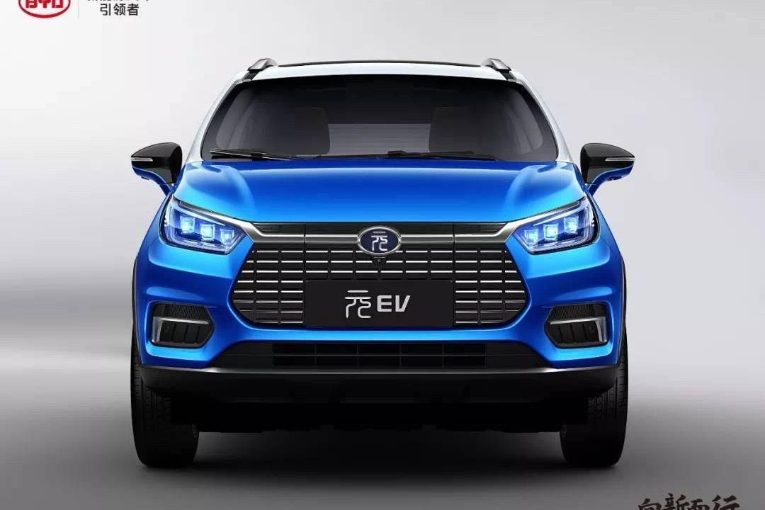 补贴后预售 11-14 万元 比亚迪元 EV535 开启预售