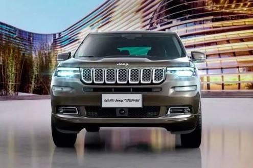 《新车精选快评》Jeep这款混动SUV百公里只要1.6L的油