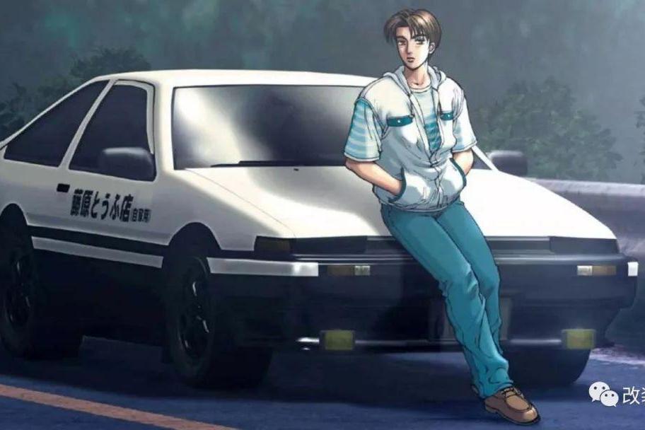 在这里GK5和FC1是没人玩的!改哥带你感受日本的玩车文化!