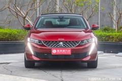 东风标致新一代508L开启预售 个性派加长车型预售16万元起