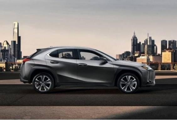 豪华紧凑型SUV雷克萨斯UX上市 携带智·混动系统 26.8-37.1万