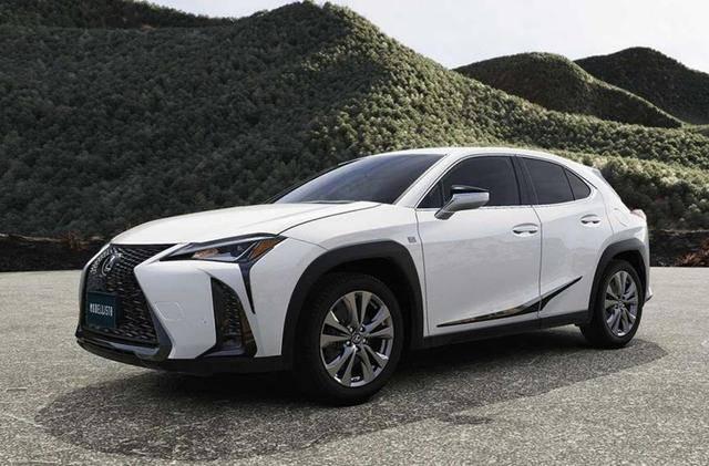 丰田C-HR贴上雷克萨斯车标就贵10万块?想钱想疯了