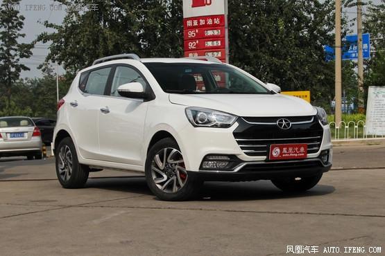 江淮瑞风S2优惠0.5万 自主品牌竞品SUV