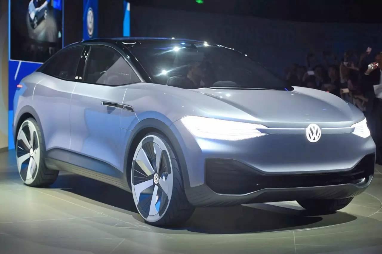 2019年大众将推8款新车  新能源车型占据半壁江山