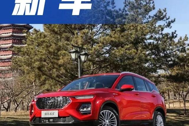 搭1.6T发动机,又一国产旗舰SUV正式亮相,预计4月上市!