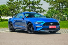 2019款福特Mustang上市 售40.38-59.18万