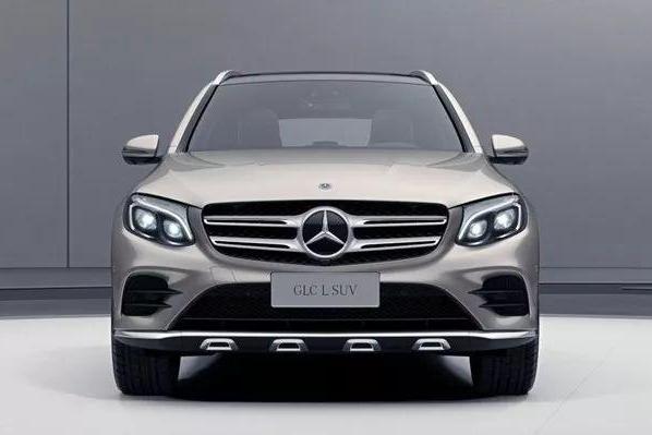 39.98万元!它只是入门版的北京奔驰GLC200 L!