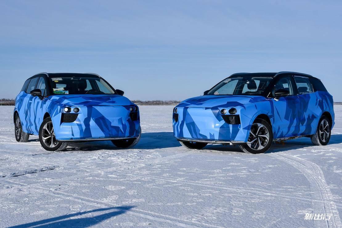3657公里之行 揭秘纯电动汽车交付用户之前的冬季测试过程