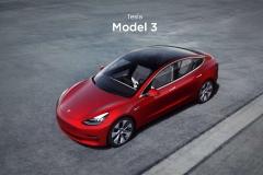 特斯拉Model 3后驱版续航超600公里 基础价43.3万元