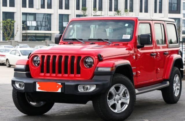 丰田有汉兰达,Jeep、路虎靠啥SUV树立威信?老司机:当属这两款