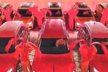 不愧是一汽红旗,重磅车型亮相央视春晚,称得上汽车界最强发布会