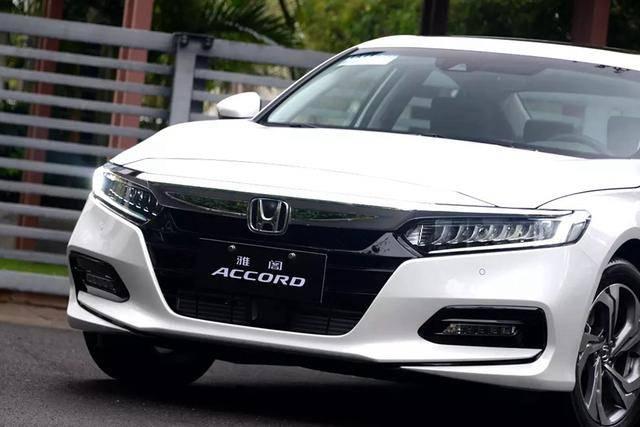 2018年试驾过印象最深刻的合资轿车:第十代本田雅阁