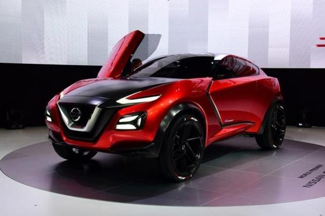 概念车像流浪地球,量产车长得跟疯狂外星人似得