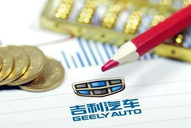 吉利汽车2019年1月销量:总销量15.8万,9款车月销过万辆