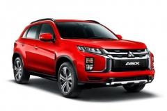 三菱新款ASX劲炫官图发布 日内瓦车展全球首发