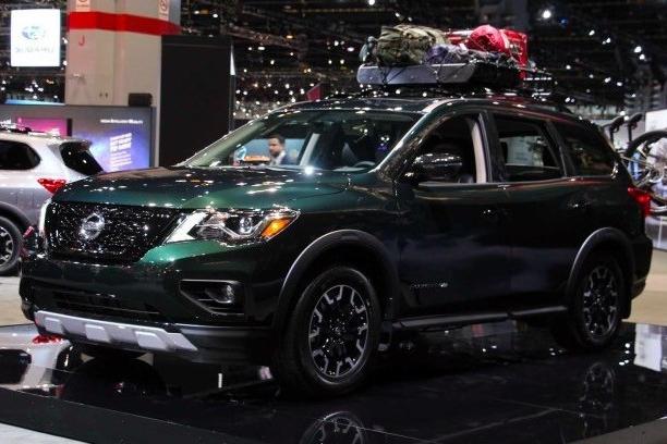 日产2019款探路者Pathfinder发布,可选四驱,汉兰达要让路了?