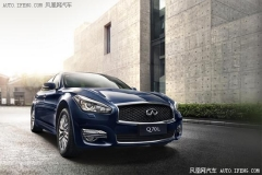 英菲尼迪Q70L新增三款车型  售38.98-44.98万元