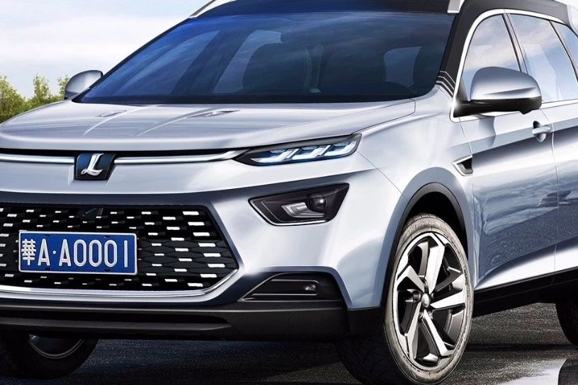 纳智捷新中型SUV官图发布 命名URX/二季度上市