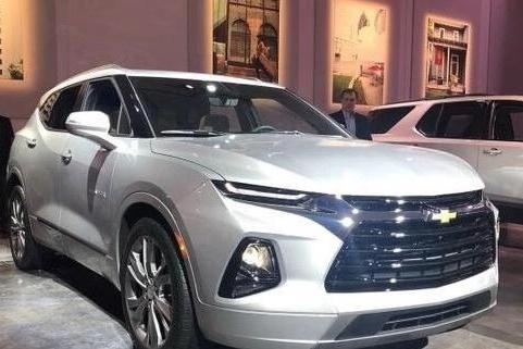 雪佛兰全新大5座SUV现身!凯迪拉克XT5同平台打造,对标本田冠道