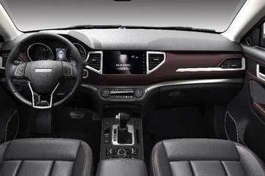新哈弗H6 Coupe智联版上市 互联功能强大/9.6万起