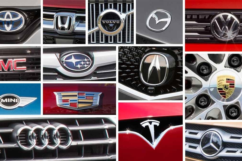 买车就是图省心 美市场上的亚洲汽车制造商谁最靠谱?